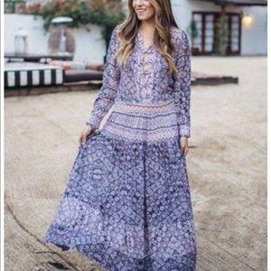 Amazing Rebecca Taylor Midi Maxi dress - New